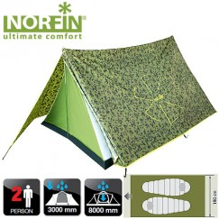 Двухместная палатка Norfin Tuna 2